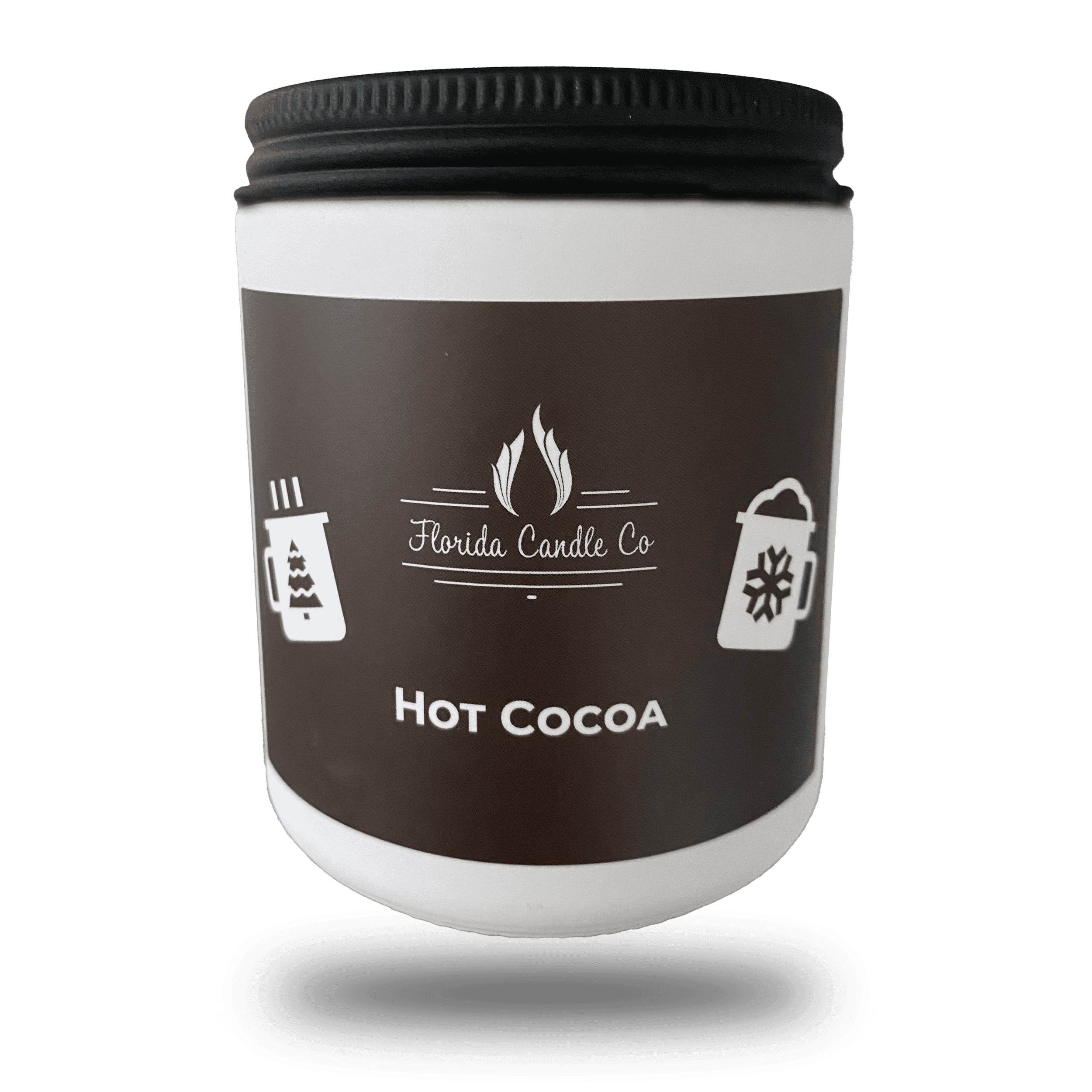 """Featured image for """"Hot Cocoa Christmas Candle"""""""