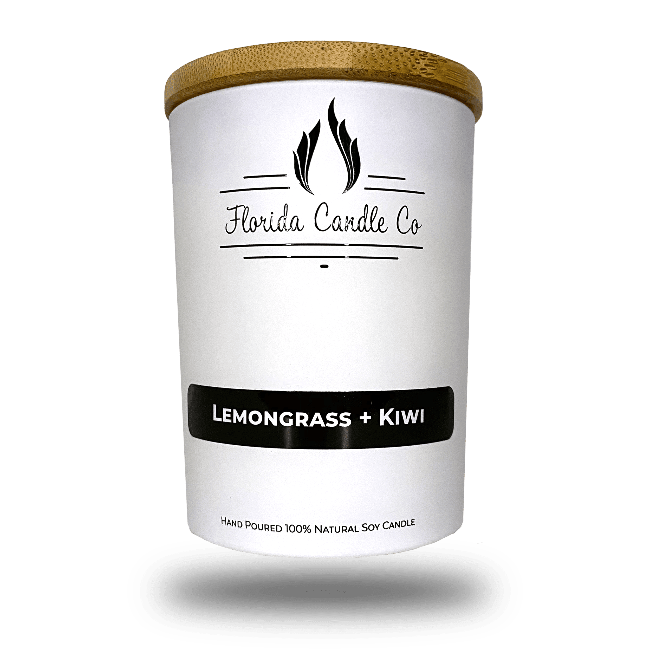 "Featured image for ""Lemongrass + Kiwi Candle"""