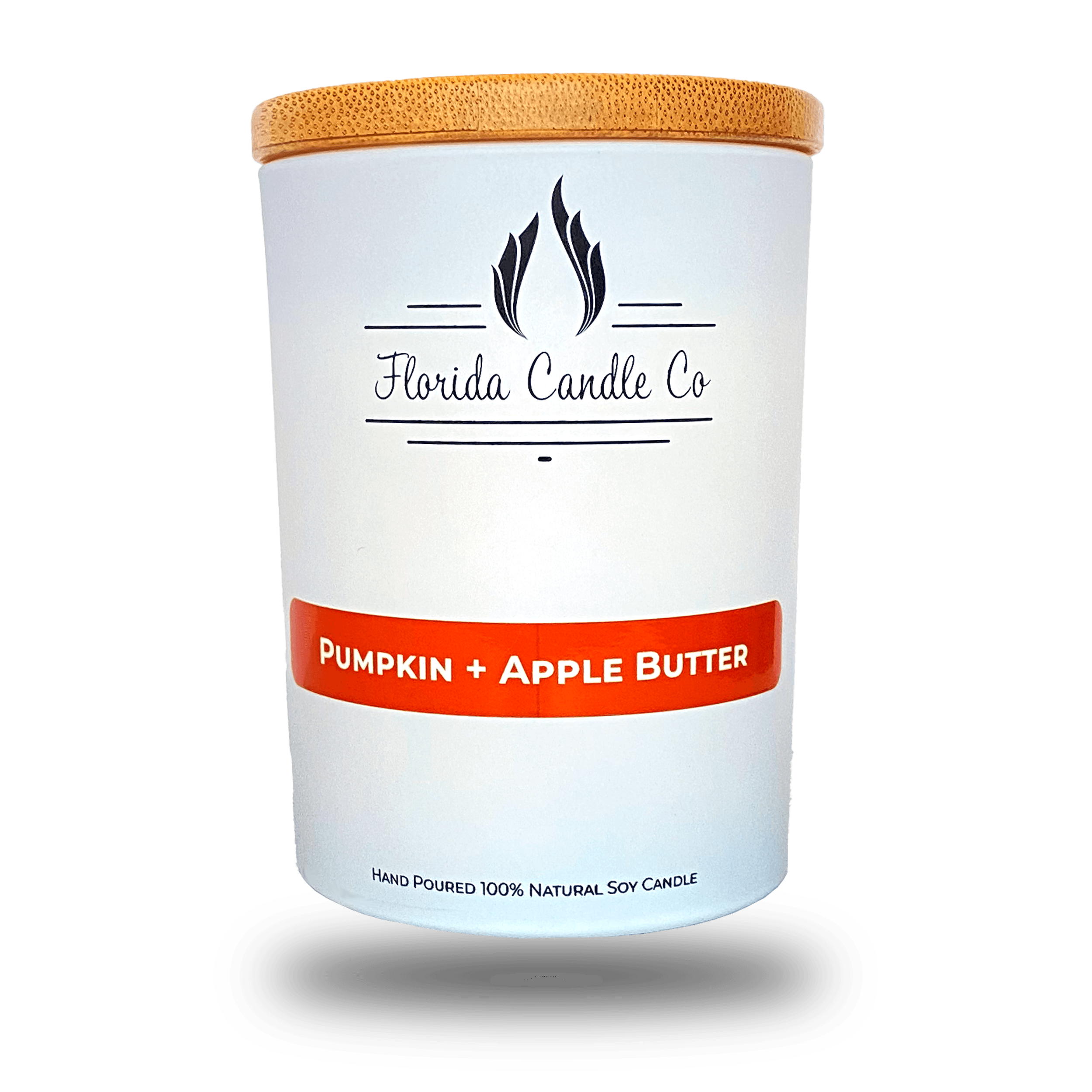 "Featured image for ""Pumpkin + Apple Butter Candle"""