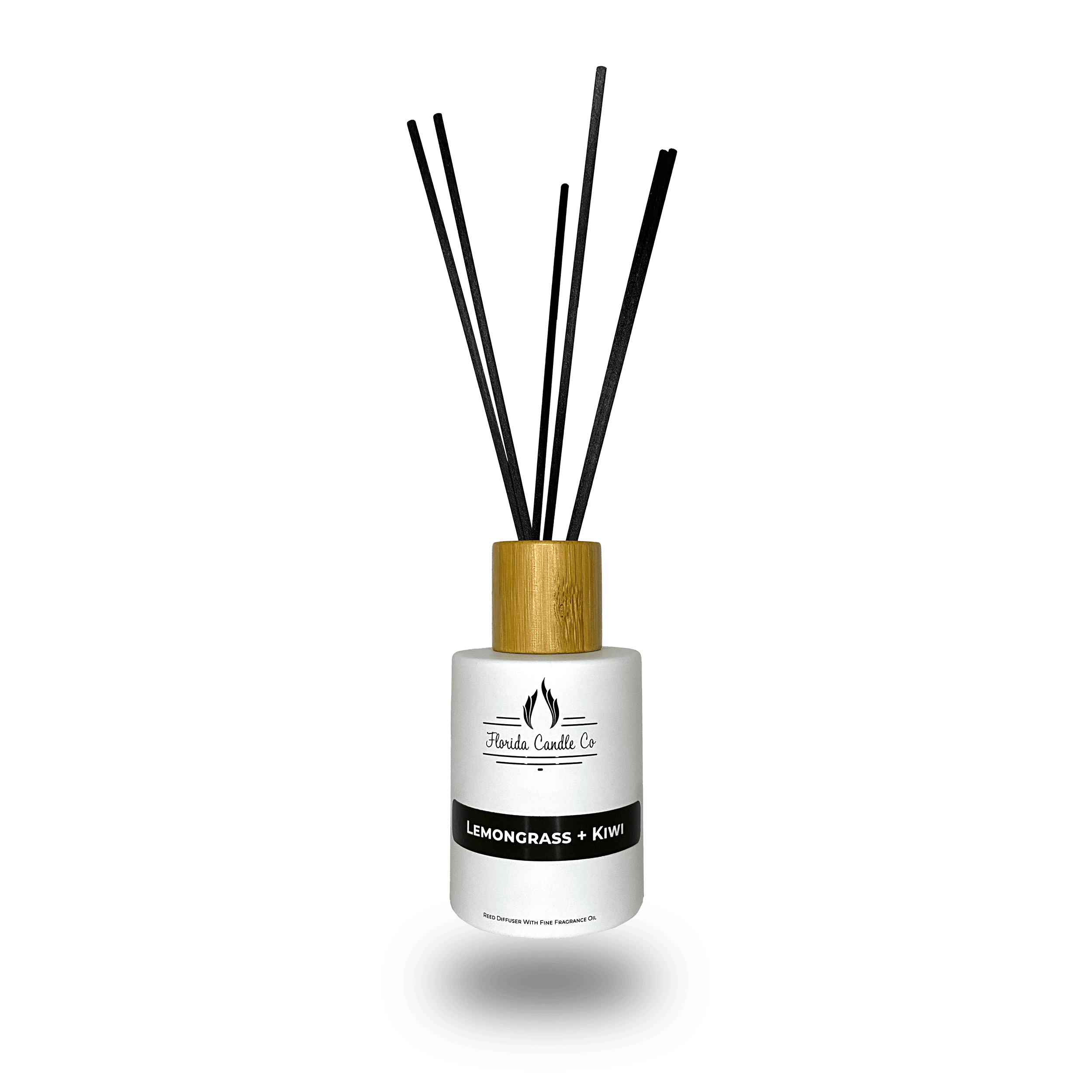 "Featured image for ""Lemongrass + Kiwi Reed Diffuser"""