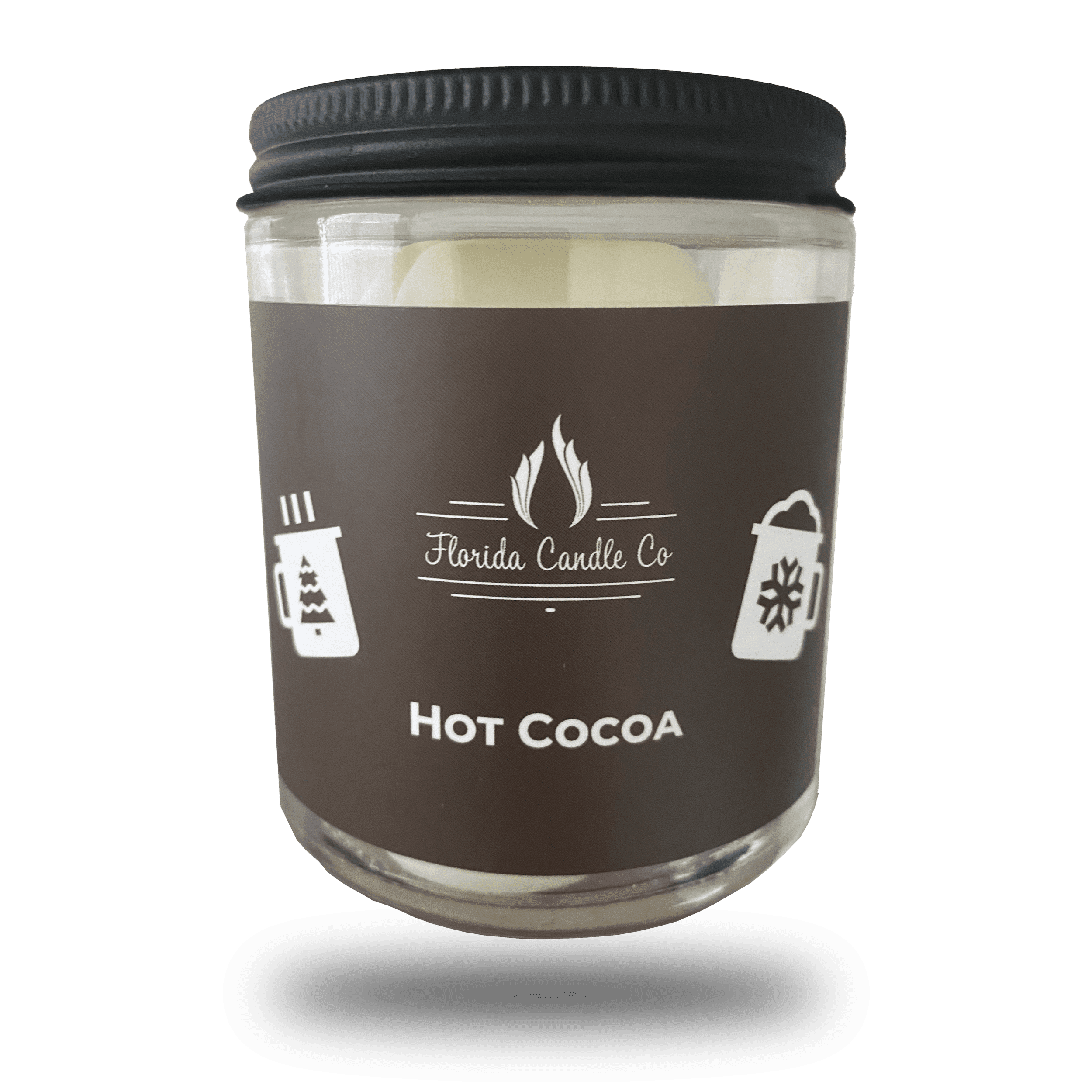 """Featured image for """"Hot Cocoa Christmas Wax Melts"""""""