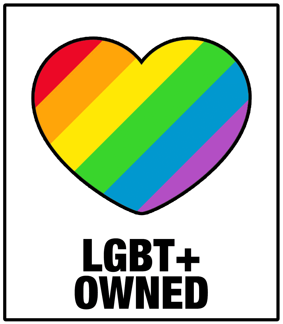 LGBT+ Owned Business