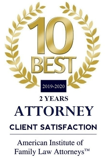 Voted 10 Best Attorney Client Satisfaction