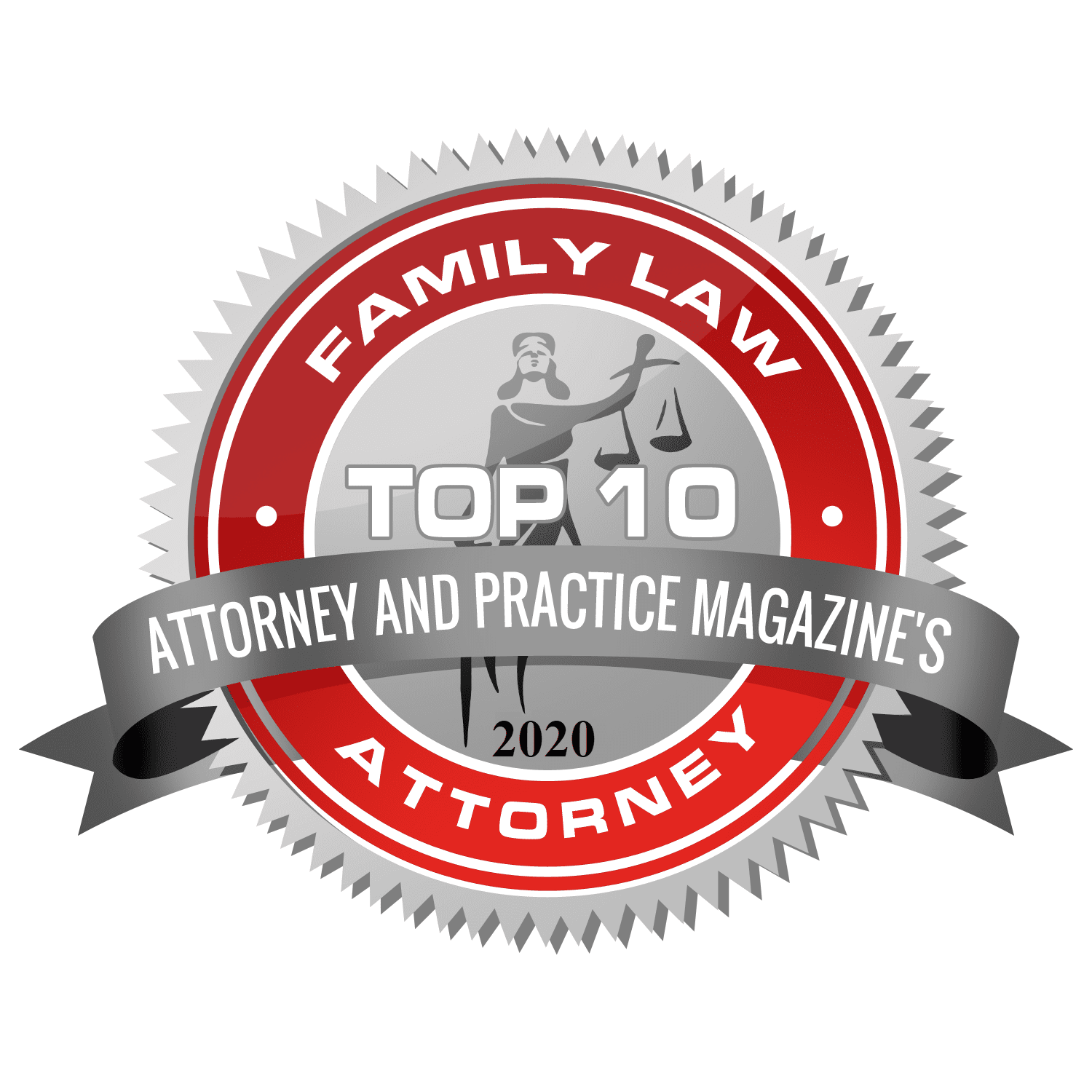 Voted 2020 Top 10 Family Law Attorney